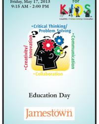 2013 Jamestown Education Day Guide