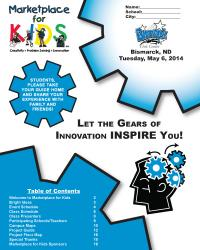 2014 Bismarck Education Day Guide