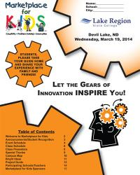 2014 Devils Lake Education Day Guide