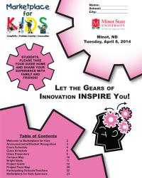 2014 Minot Education Day Guide