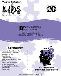 2015 Dickinson Education Day Guide