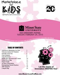 2015 Minot Education Day Guide