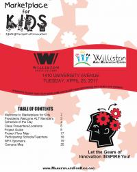 2017 Williston Education Day Guide