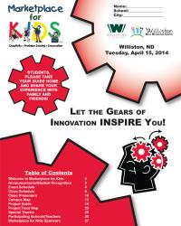 2014 Williston Education Day Guide