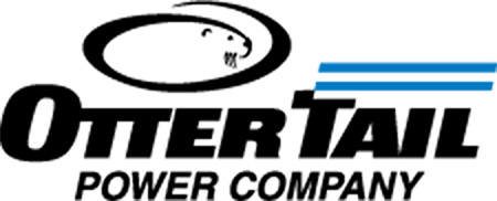 This is the Otter Tail Power Logo.