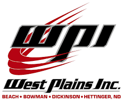This is the West Plains Inc. Logo